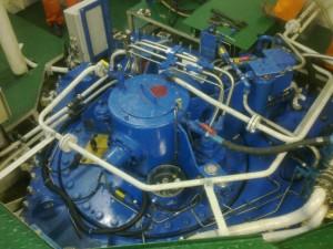 Hydraulics repair